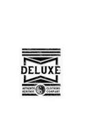 DELUXE AUTHENTIC HERITAGE CLOTHING COMPANY