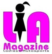 LA MAGAZINE LADIES AUTOSPORTS