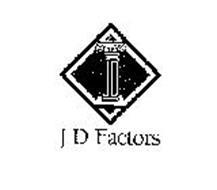 JD J D FACTORS