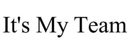 IT'S MY TEAM