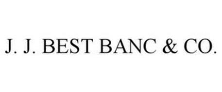 J. J. BEST BANC & CO.