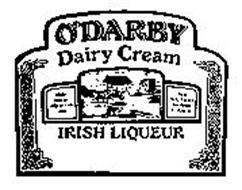 O'DARBY DAIRY CREAM IRISH LIQUEUR