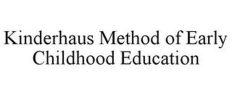 KINDERHAUS METHOD OF EARLY CHILDHOOD EDUCATION