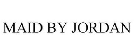 MAID BY JORDAN