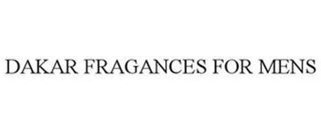 DAKAR FRAGANCES FOR MEN