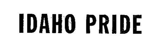 IDAHO PRIDE