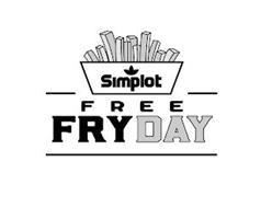 SIMPLOT FREE FRYDAY