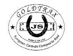 GOLDTRAX TUNGSTEN CARBIDE COMPOSITE ROD JS MADE IN THE USA