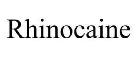 RHINOCAINE