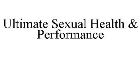 ULTIMATE SEXUAL HEALTH & PERFORMANCE