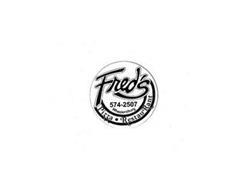 FRED'S PIZZA RESTAURANT WHEELERSBURG 574-2507