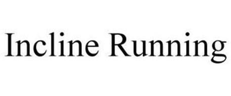 INCLINE RUNNING