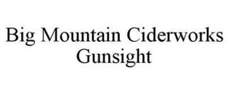 BIG MOUNTAIN CIDERWORKS GUNSIGHT