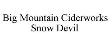 BIG MOUNTAIN CIDERWORKS SNOW DEVIL