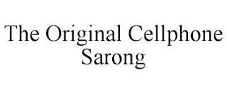 THE ORIGINAL CELLPHONE SARONG