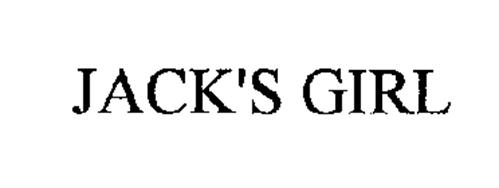 JACK'S GIRL