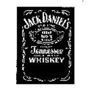 JACK DANIEL'S OLD TIME OLD NO.7 BRAND QUALITY TENNESSEE SOUR MASH WHISKEY