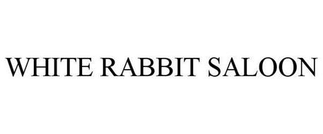 WHITE RABBIT SALOON