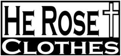HE ROSE CLOTHES