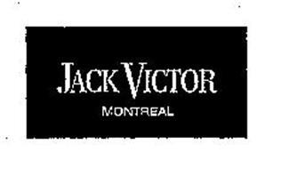 JACK VICTOR MONTREAL