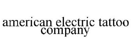 AMERICAN ELECTRIC TATTOO COMPANY