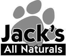JACK'S ALL NATURALS