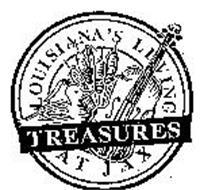 LOUISIANA'S LIVING TREASURES AT JAX
