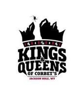 JH KINGS & QUEENS OF CORBET'S JACKSON HOLE, WY