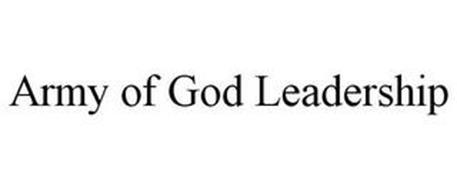 ARMY OF GOD LEADERSHIP