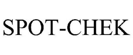 SPOT-CHEK
