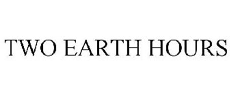TWO EARTH HOURS