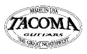 tacoma guitars made in usa the great northwest trademark