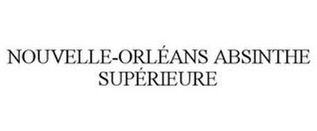 NOUVELLE-ORLÉANS ABSINTHE SUPÉRIEURE