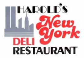 HAROLD'S NEW YORK DELI RESTAURANT