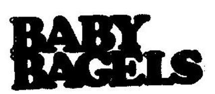 BABY BAGELS