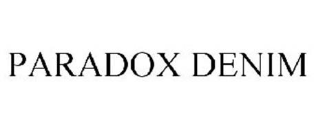 PARADOX DENIM