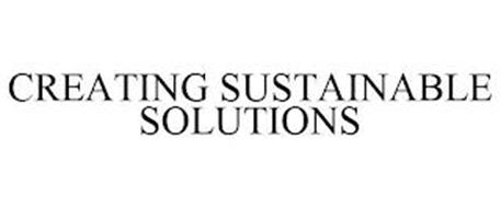 CREATING SUSTAINABLE SOLUTIONS