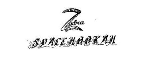 ZEBRA SMOKE SPACE HOOKAH