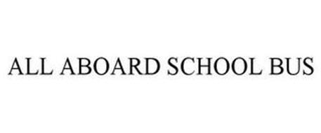 ALL ABOARD SCHOOL BUS
