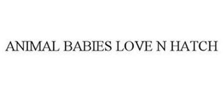 ANIMAL BABIES LOVE N HATCH