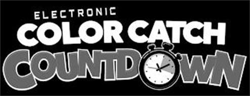 ELECTRONIC COLOR CATCH COUNTDOWN