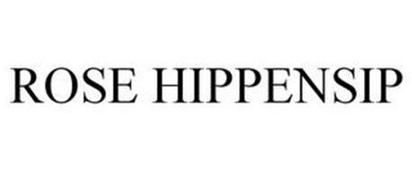 ROSE HIPPENSIP