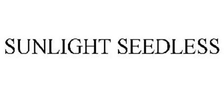 SUNLIGHT SEEDLESS