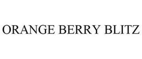 ORANGE BERRY BLITZ