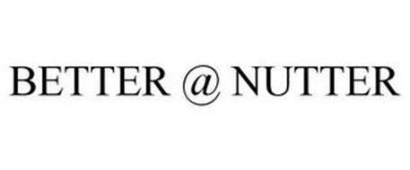 BETTER @ NUTTER