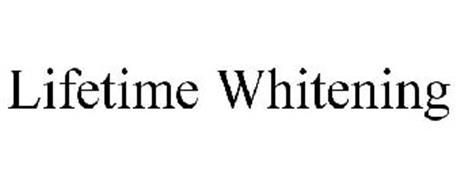 LIFETIME WHITENING