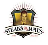 STEAKS BY JAMES 1936 CHICAGO