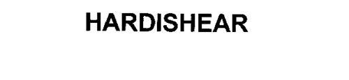 HARDISHEAR