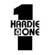 1 HARDIE ONE