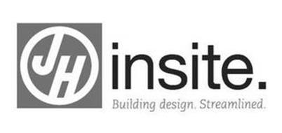 JH INSITE. BUILDING DESIGN. STREAMLINED.